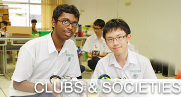 Club & Societies