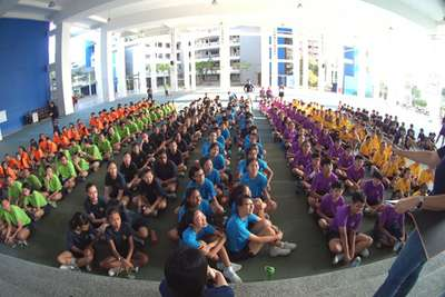 Sec 1 Cohort Camp - Photo 01