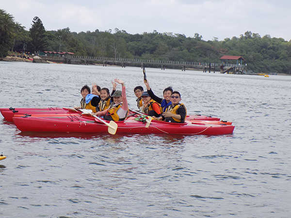 Sec 3 Outward Bound School - Photo 04